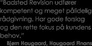 Citat Bjørn Haugaard badstedrevision.dk